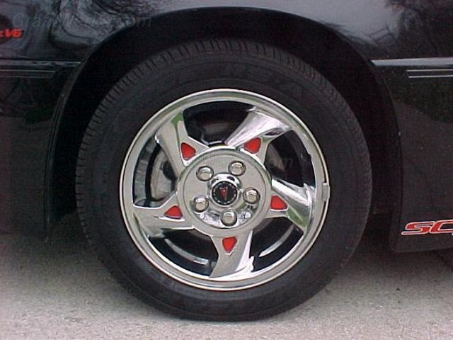 Wheel Spoke Hole Inlays