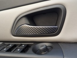 Interior Door Handle Overlays