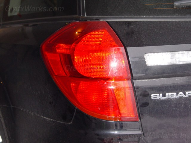 Legacy 2005 2007 Gt Taillight Overlays
