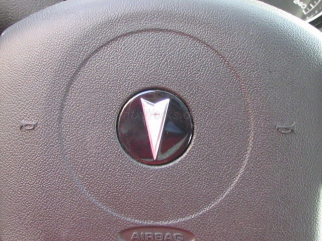 Steering Wheel Arrowhead Overlay (Old-Style)
