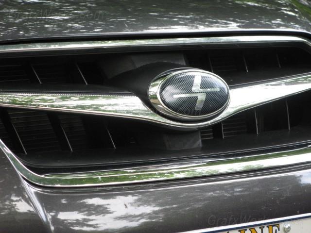 Legacy 2008 2009 Gt Quot L7 Quot Front Emblem Overlay