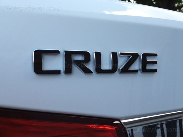 """Cruze"" Badge Overlay"
