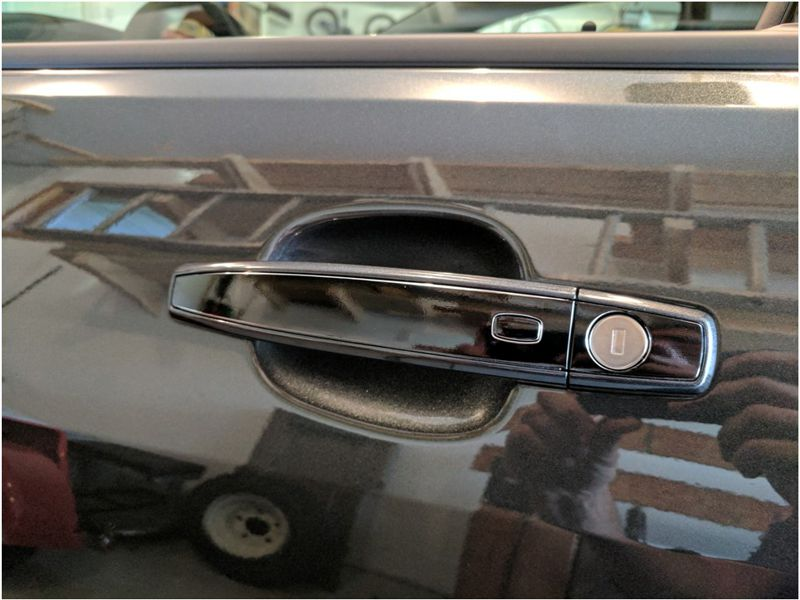Ss Sedan 2014 2017 Gt Exterior Door Handle Overlays