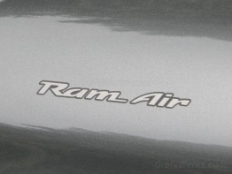 "Classic ""Ram Air"" Decals"
