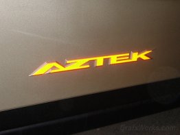 """Aztek"" Side Molding Overlays"