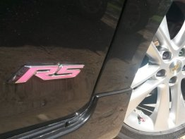 """RS"" Door Badge Inlays"