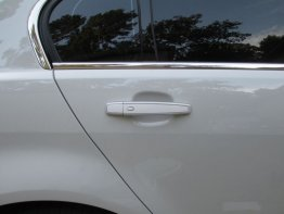 Exterior Door Handle Overlays
